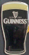 Guinness Pint Glass die cut heavy metal fridge magnet  (sg)